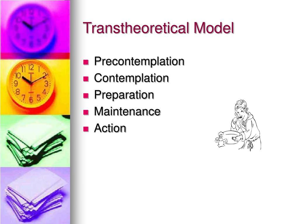 Transtheoretical Model