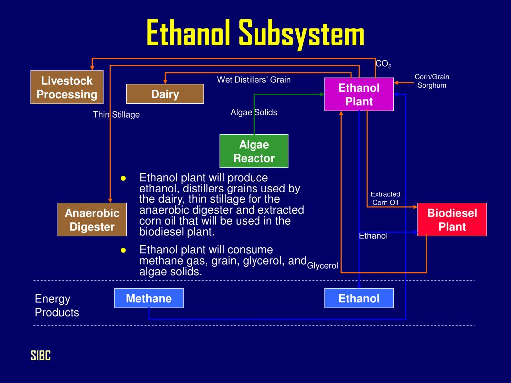 Ethanol Subsystem