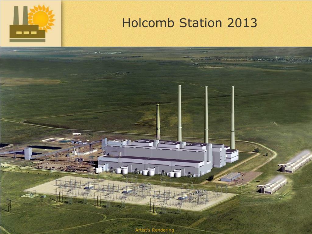 Holcomb Station 2013