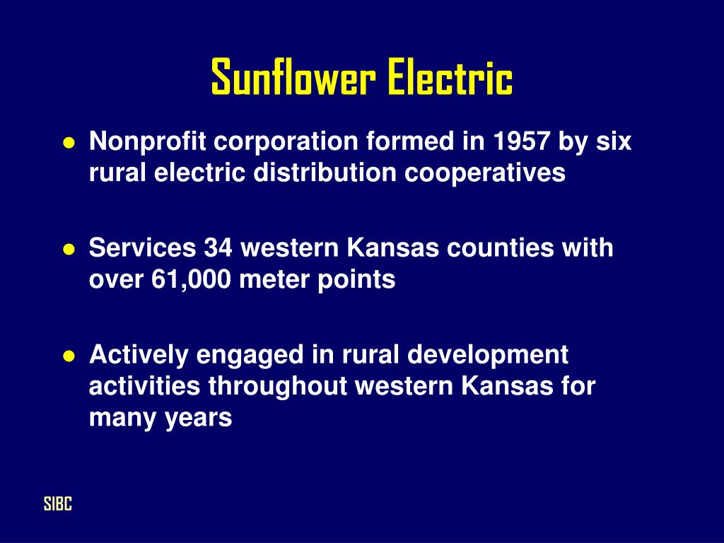 Sunflower Electric