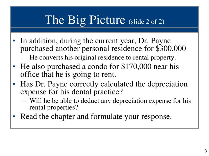 The big picture slide 2 of 2