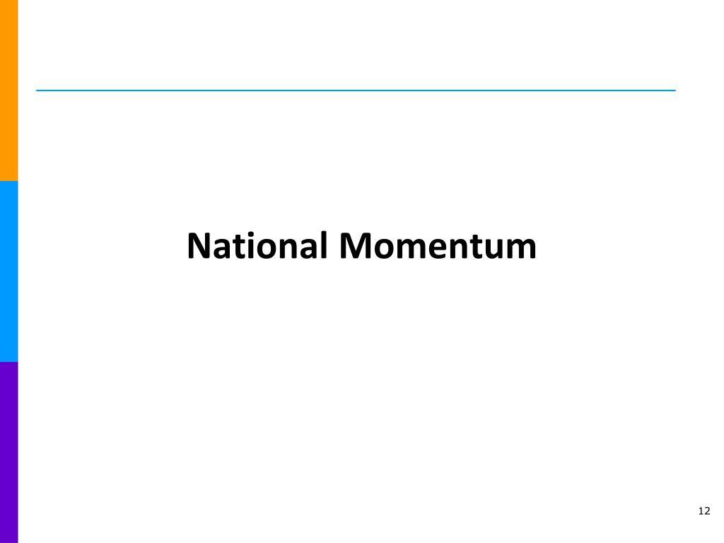 National Momentum
