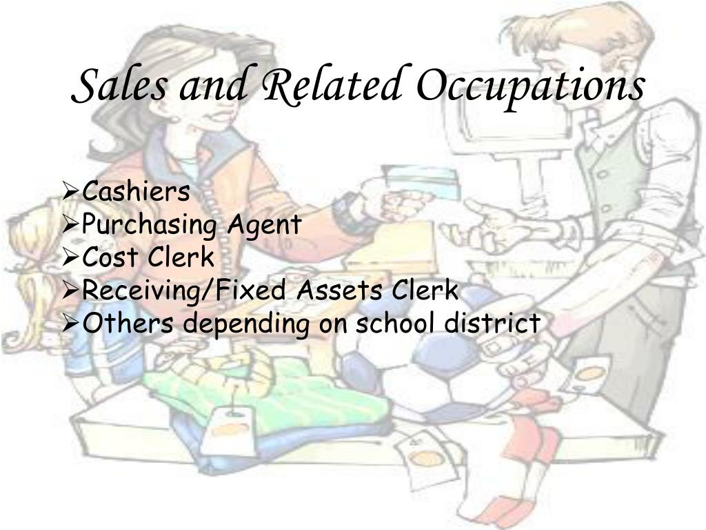 Sales and Related Occupations