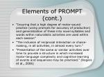 elements of prompt cont1