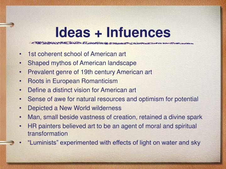Ideas infuences