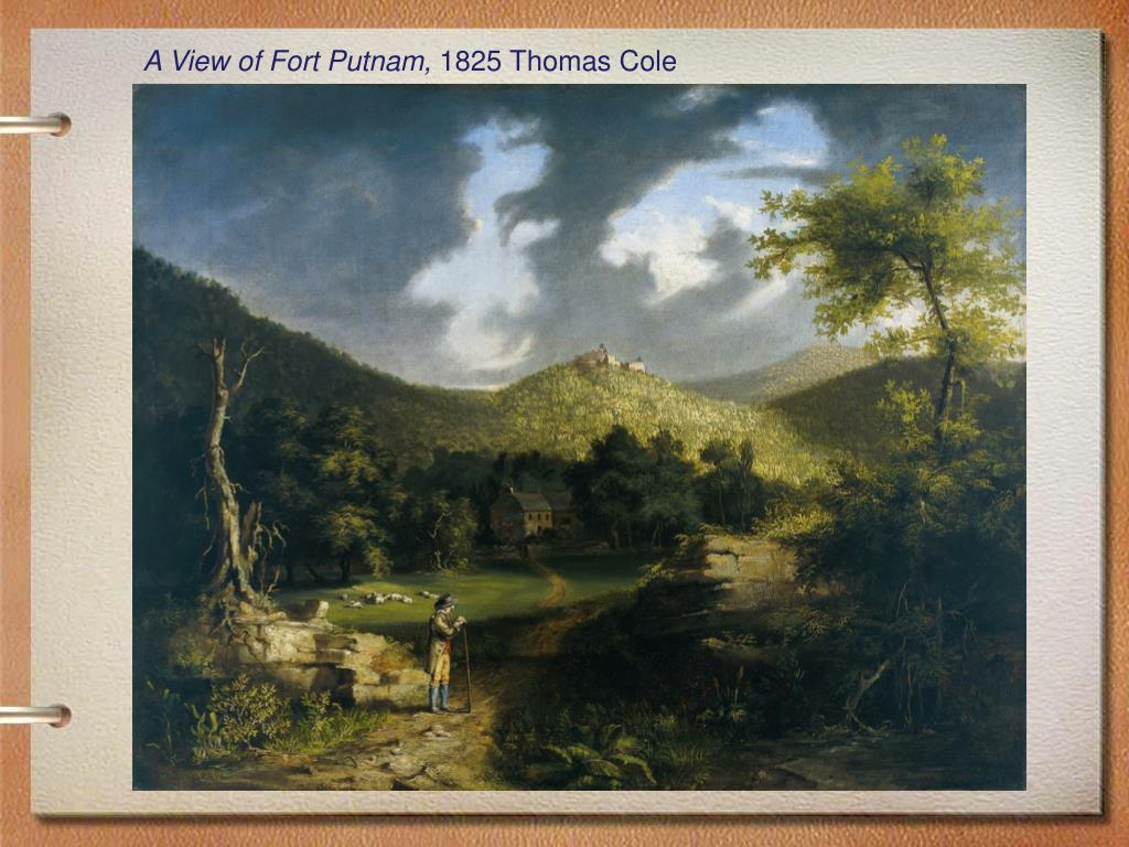 A View of Fort Putnam,