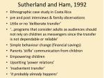 sutherland and ham 1992