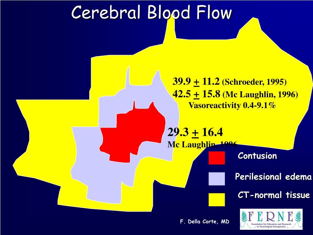 Cerebral Blood Flow
