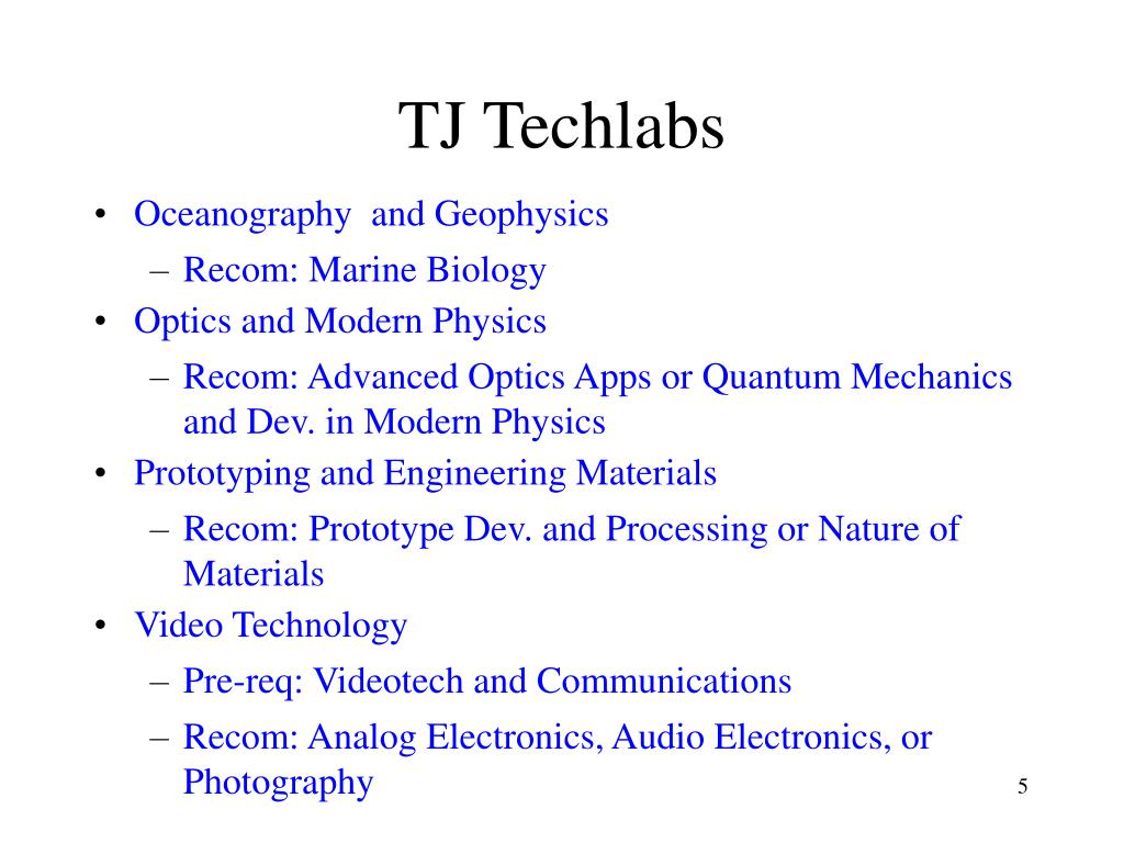 TJ Techlabs