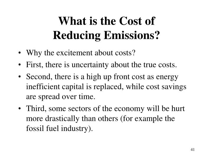 What is the Cost of