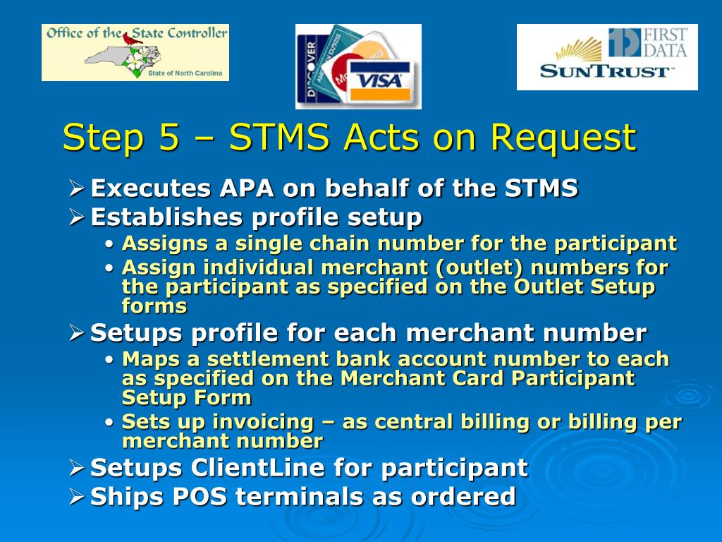 Step 5 – STMS Acts on Request