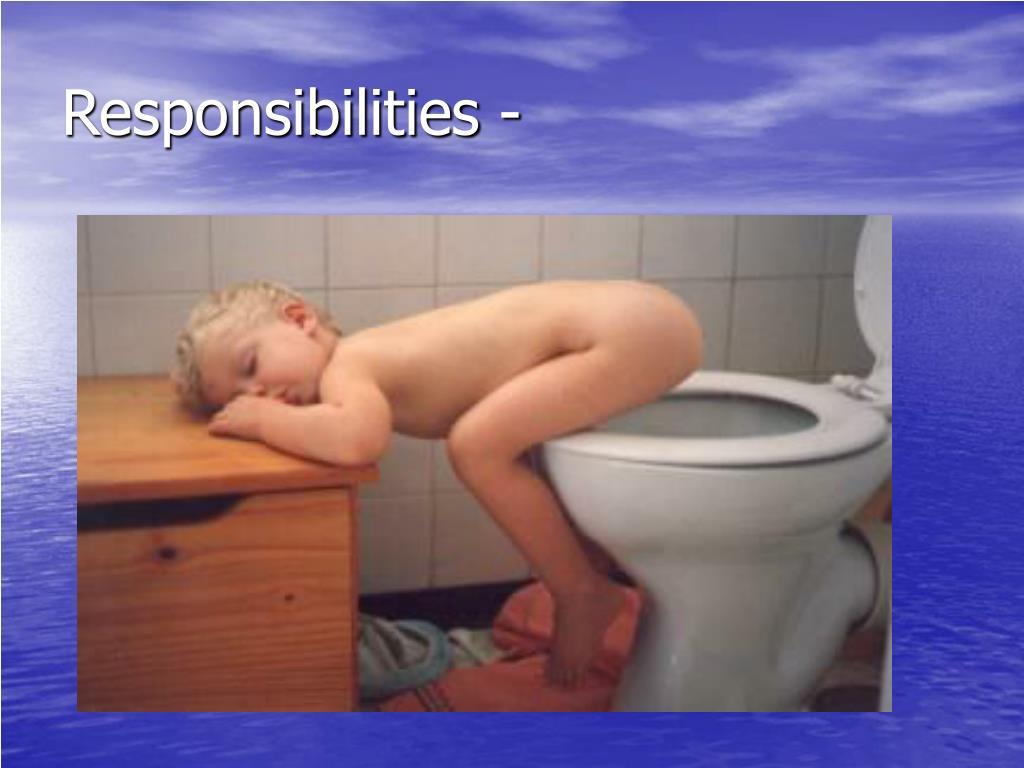 Responsibilities -