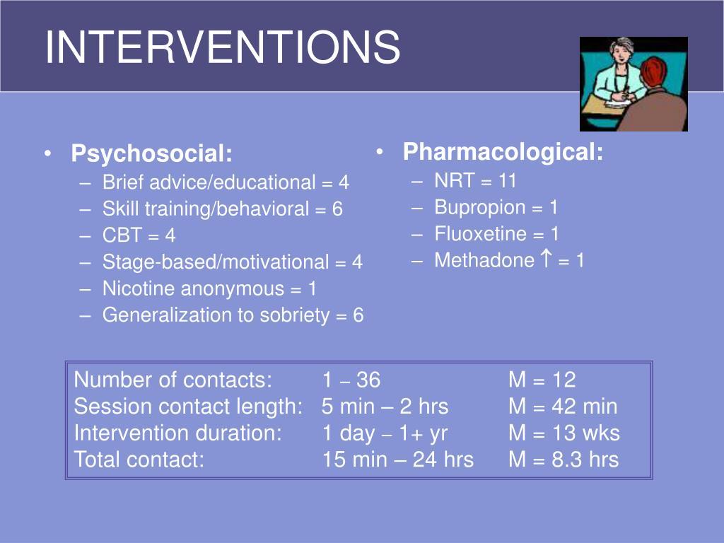 Psychosocial: