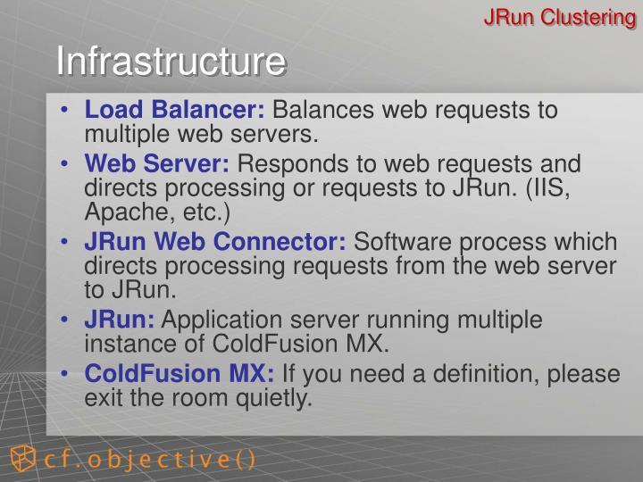JRun Clustering