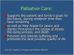 palliative care22