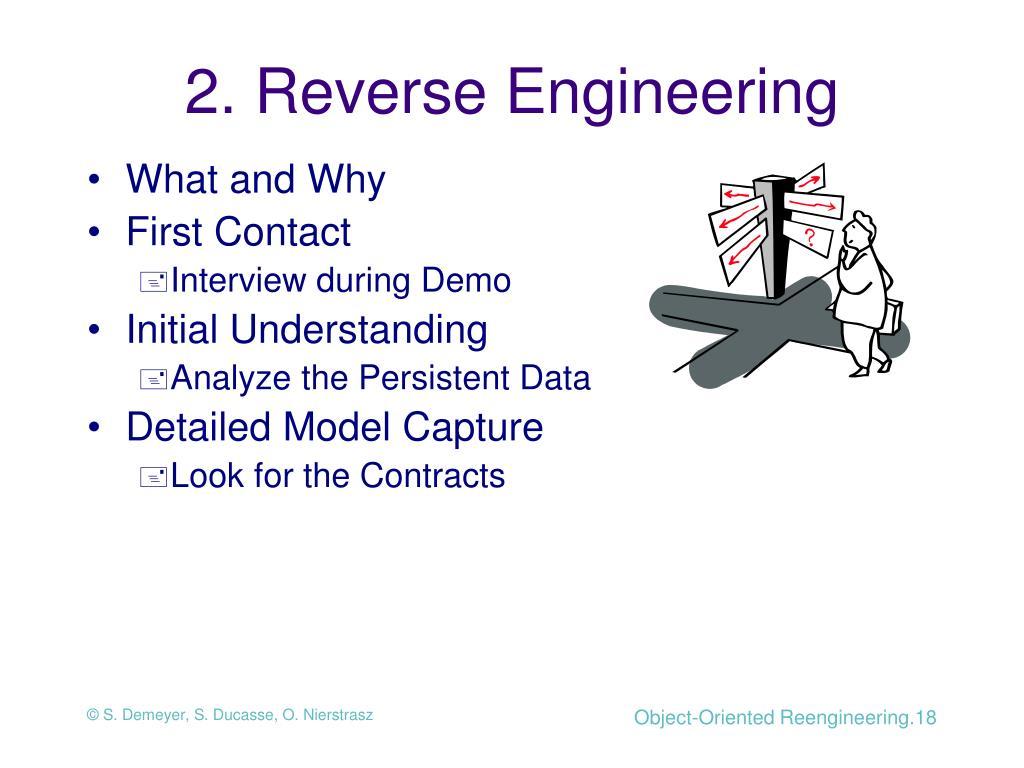 2. Reverse Engineering