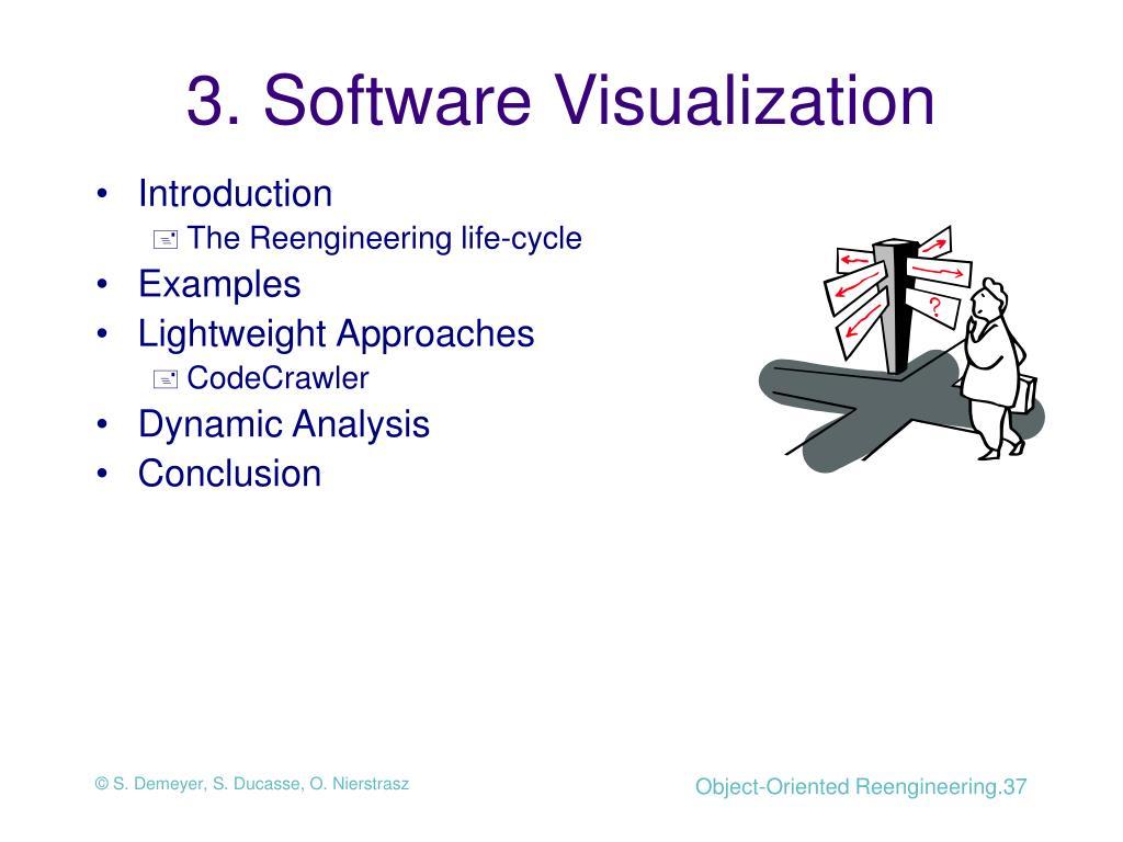 3. Software Visualization