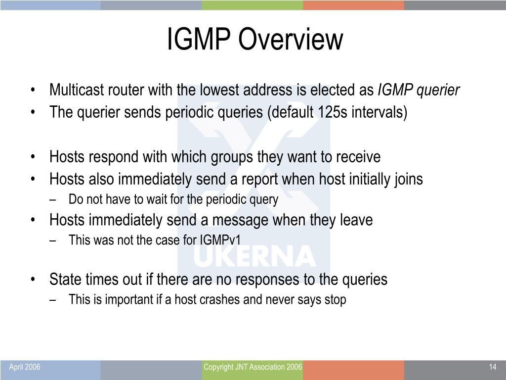 PPT - JANET Multicast Workshop PowerPoint Presentation - ID:249569