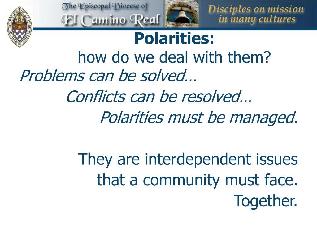Polarities: