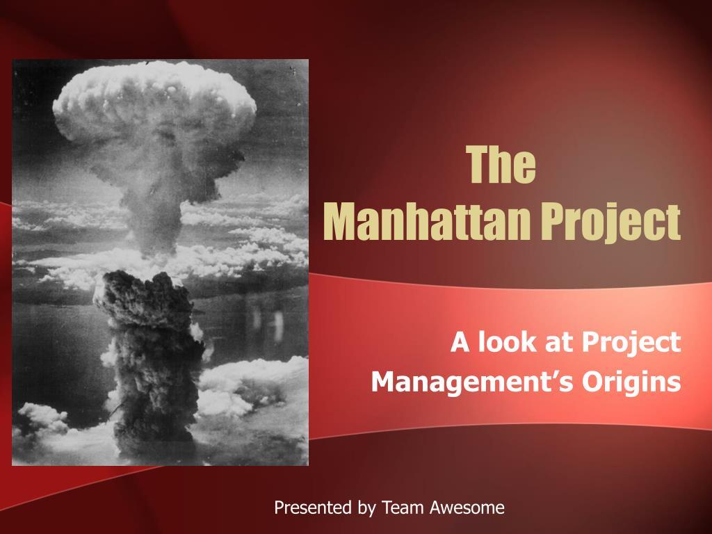 the manhattan project l.