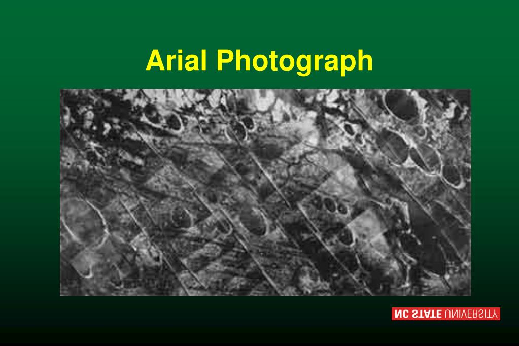Arial Photograph