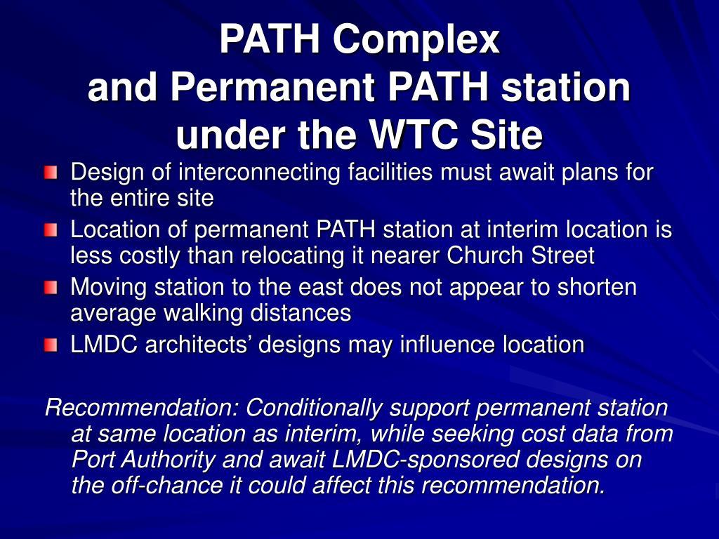 PATH Complex
