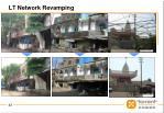 lt network revamping