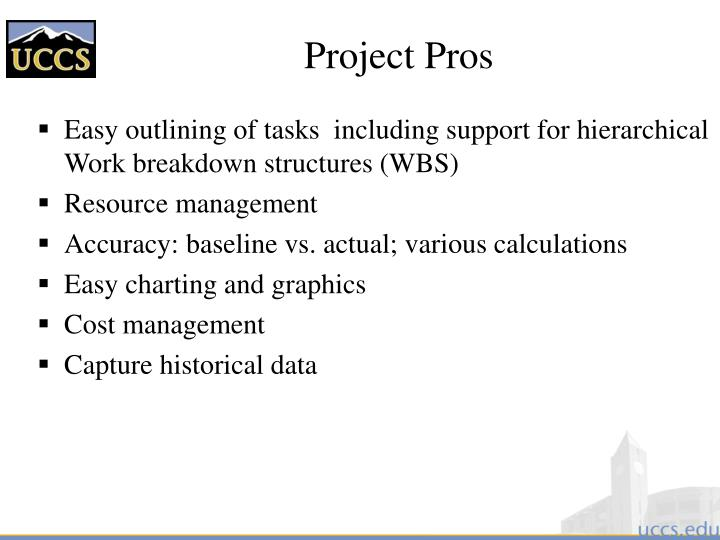 Project Pros