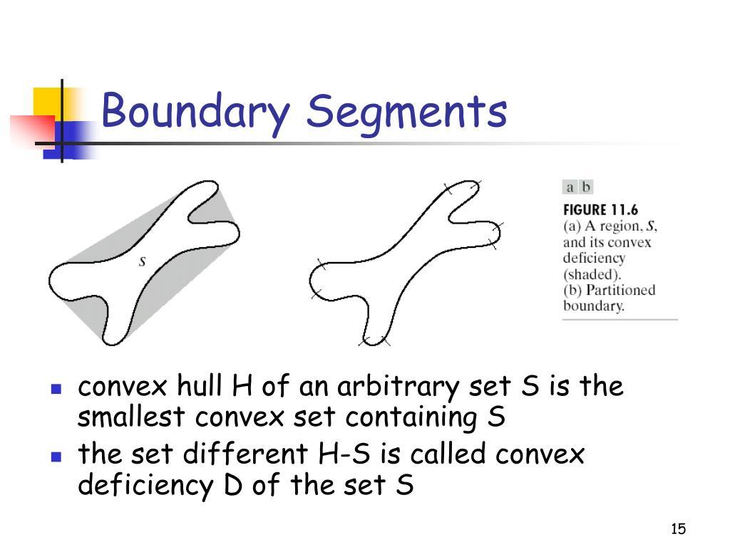 Boundary Segments