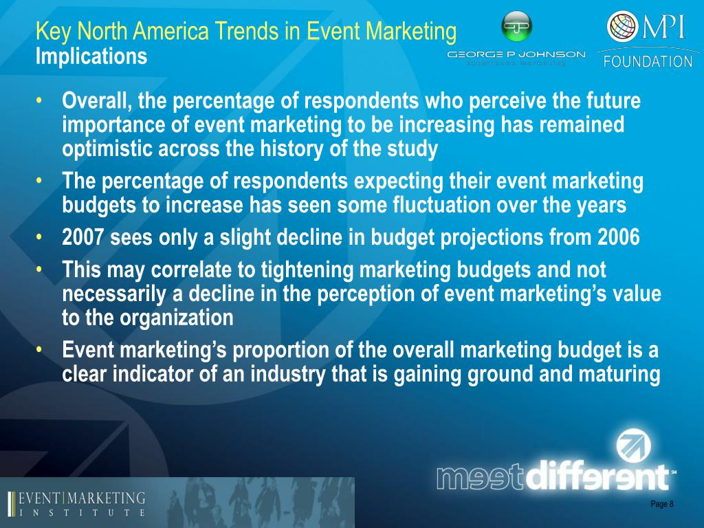 Key North America Trends in Event Marketing