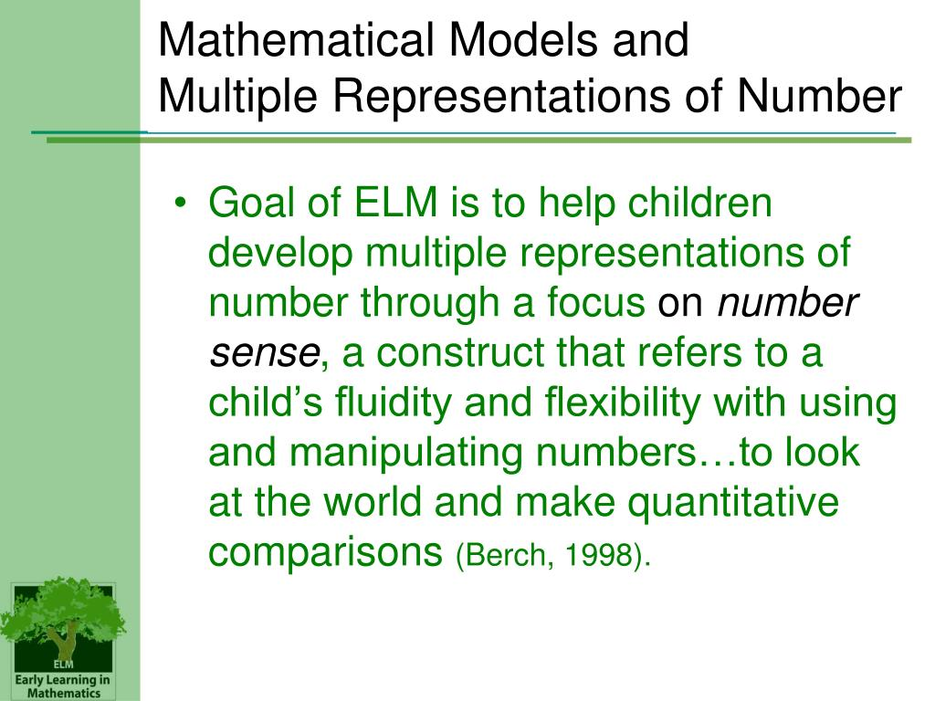 Mathematical Models and