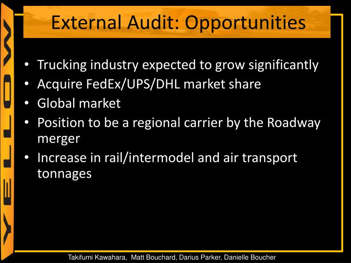 Trucking industry expected to grow significantly
