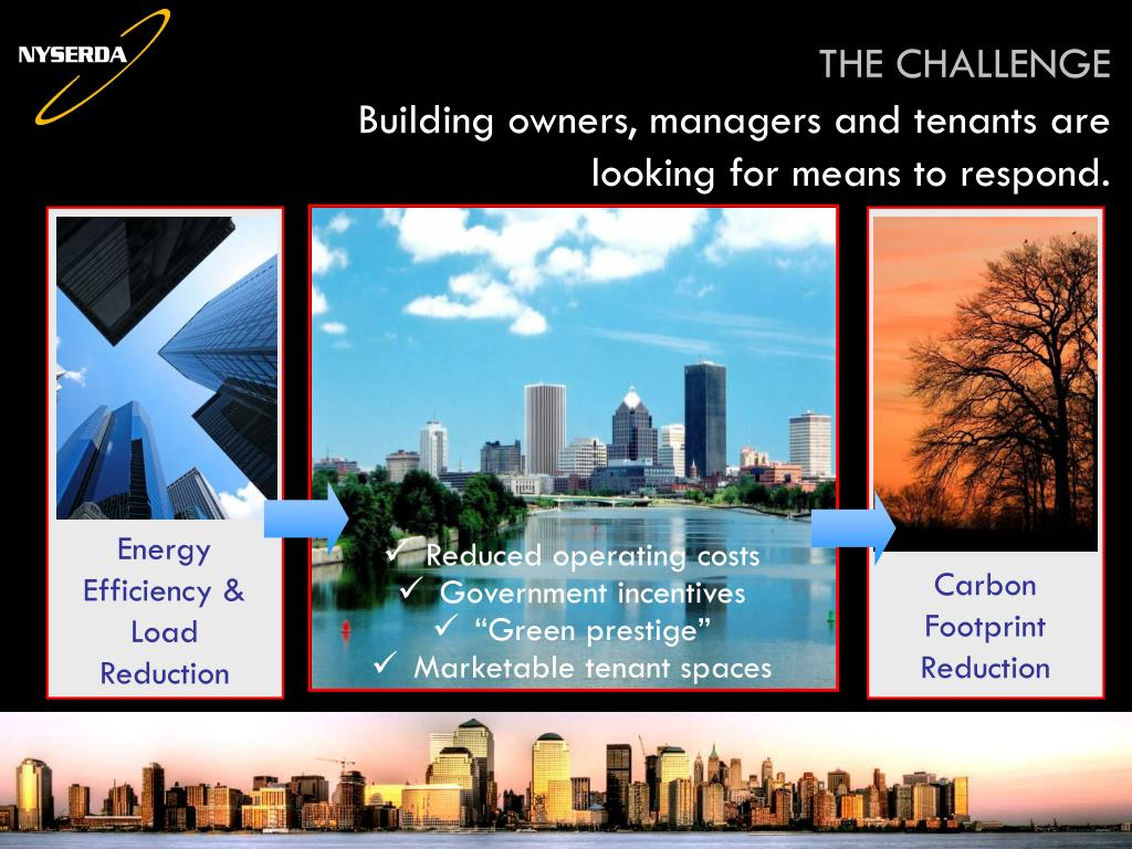 Energy Efficiency & Load Reduction