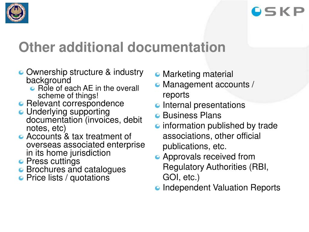 Ownership structure & industry background