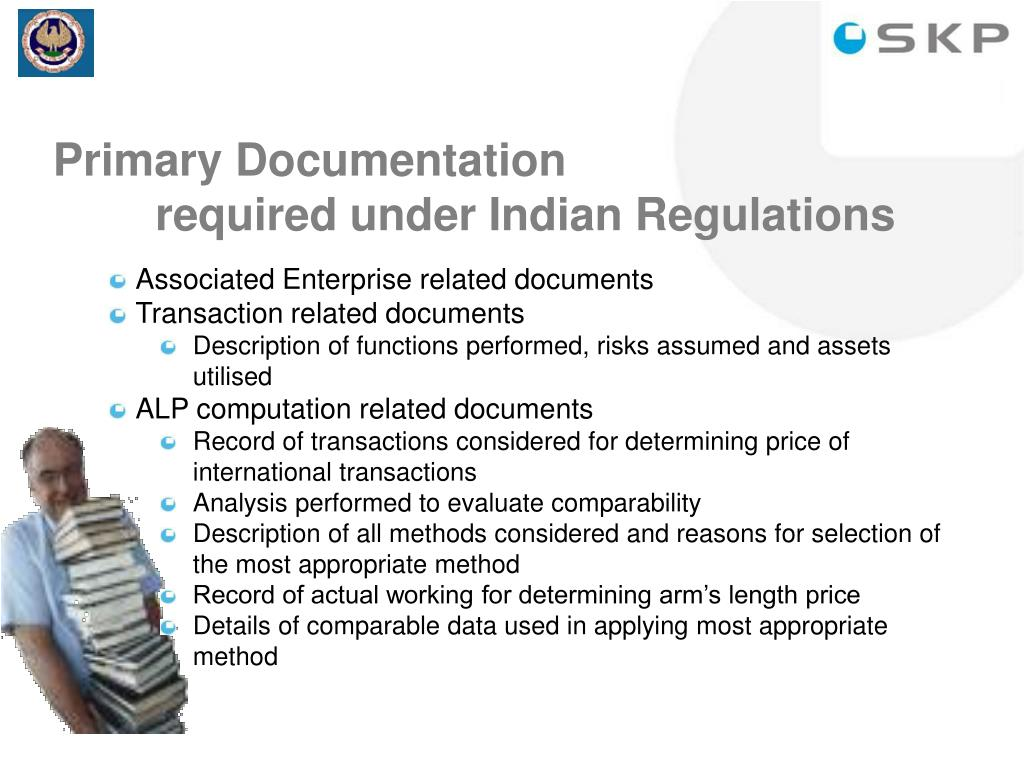 Primary Documentation