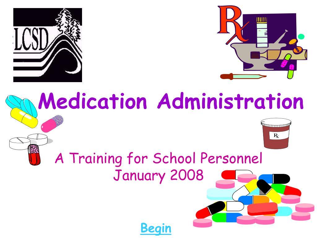 medication administration l.