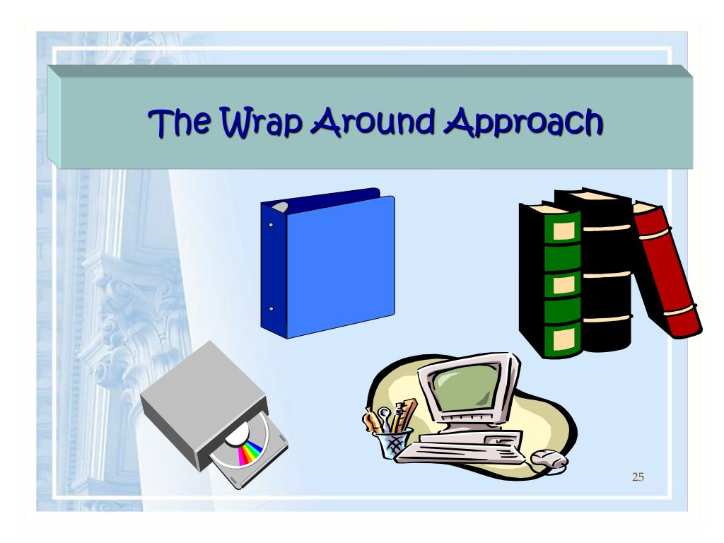The Wrap Around Approach