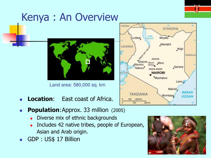 Kenya an overview