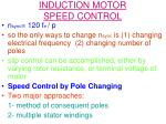 induction motor speed control1
