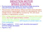 induction motor speed control10