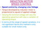 induction motor speed control12