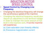 induction motor speed control8
