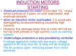 induction motors starting7