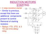 induction motors starting8