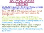 induction motors starting9