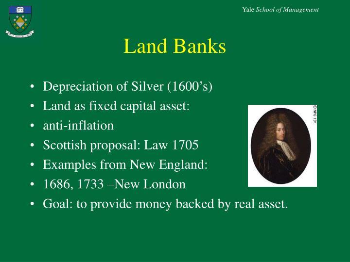 Land Banks