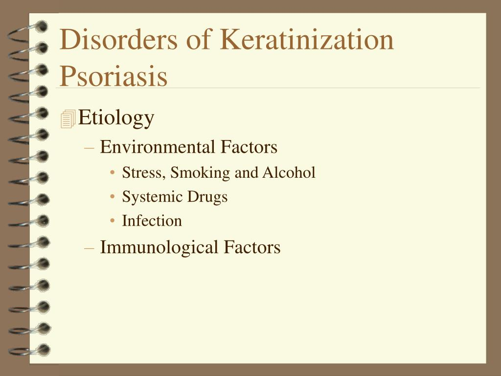 Disorders of Keratinization