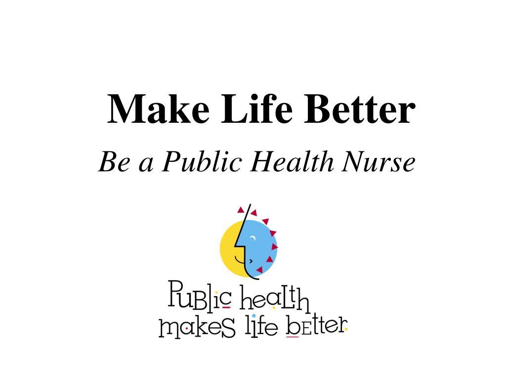 make life better l.