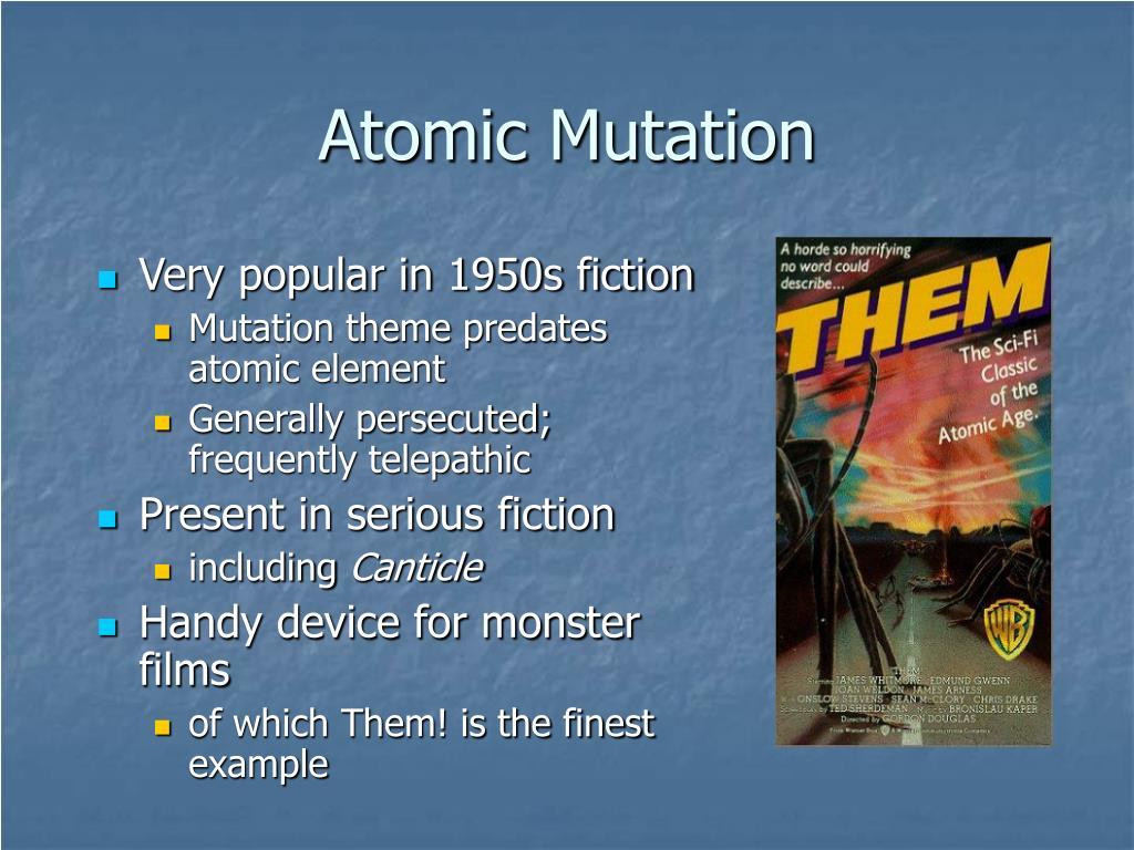 Atomic Mutation