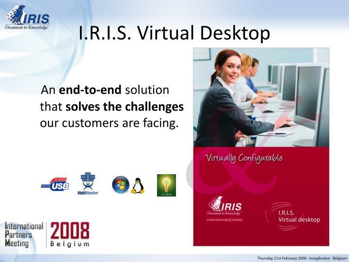 I.R.I.S. Virtual Desktop